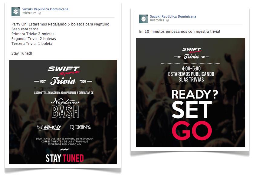 expectativa concurso facebook