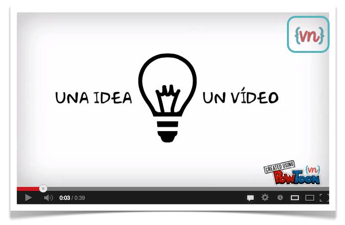 logo en videos youtube