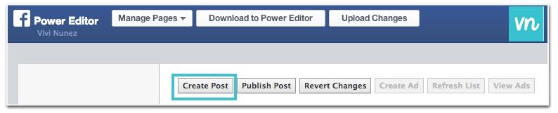 crear publicaciones llamadas a la accion facebook