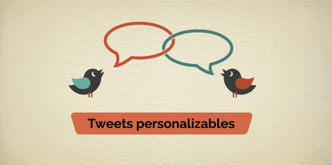 tweets-personalizables