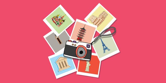 plantilla de power point para crear publicaciones en instagram
