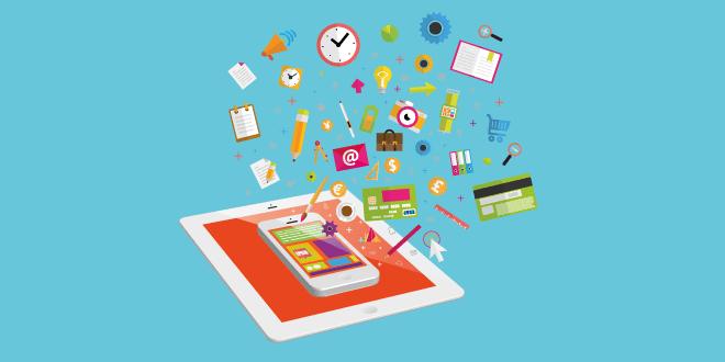 Resultado de imagen para aplicaciones para crear contenido