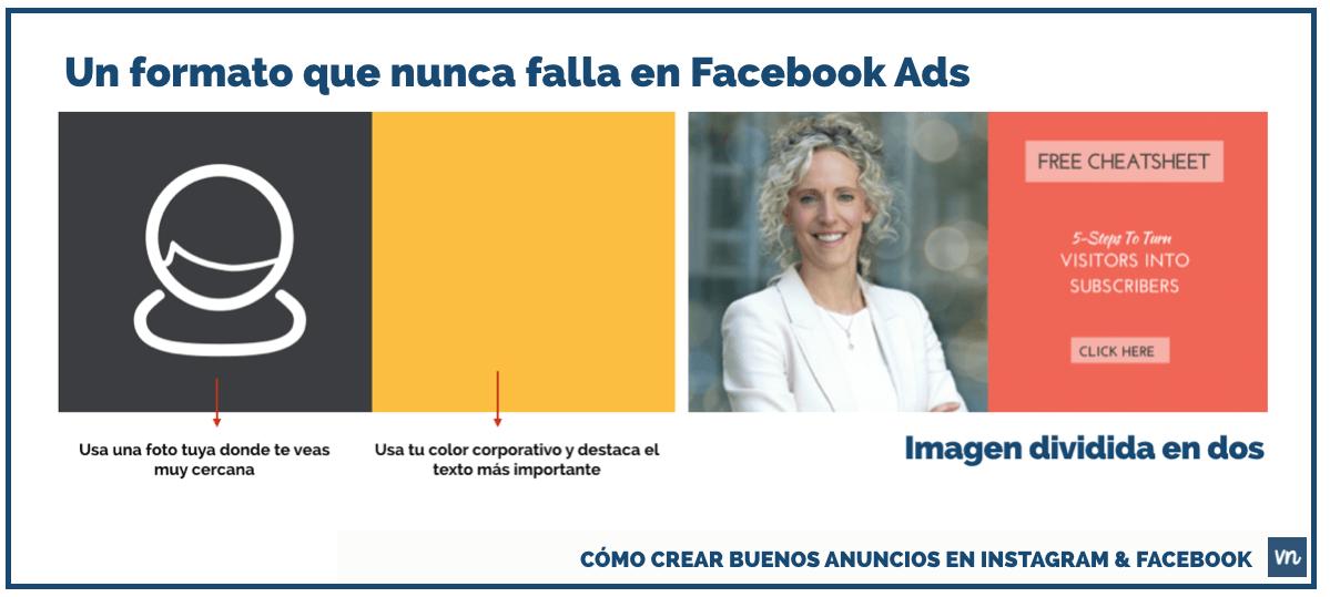 diseño anuncios facebook