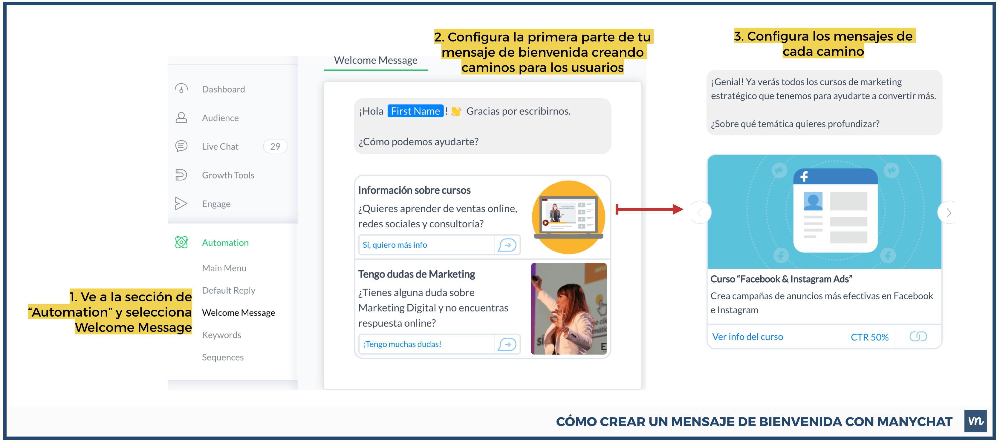 Guía Para Crear Un Buen Bot De Facebook Y Convertir Mucho Más
