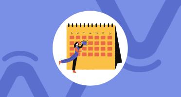 VN - Plantilla - Calendario Editorial de redes sociales