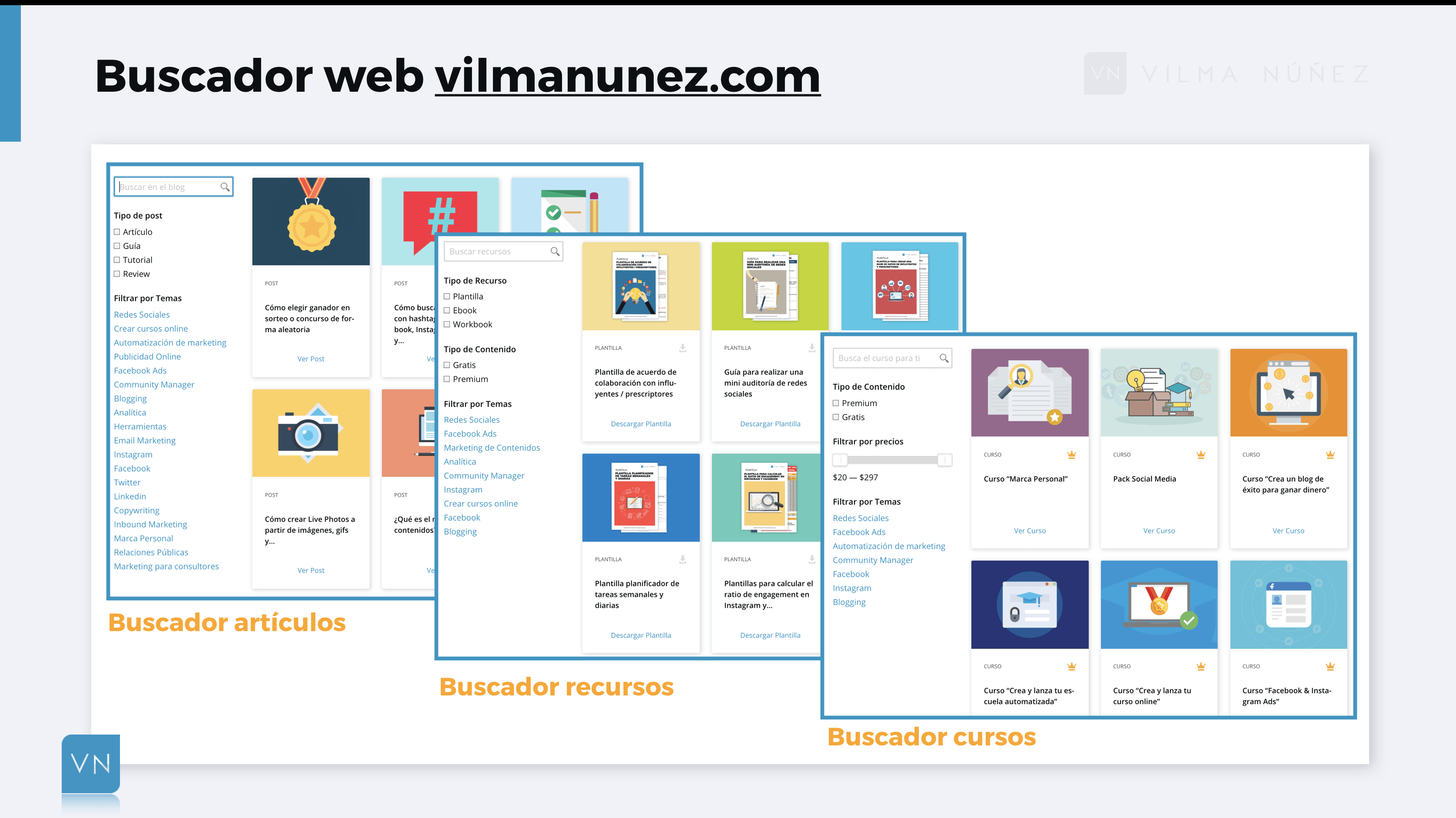Te muestro cómo es mi nueva página web hecha a medida