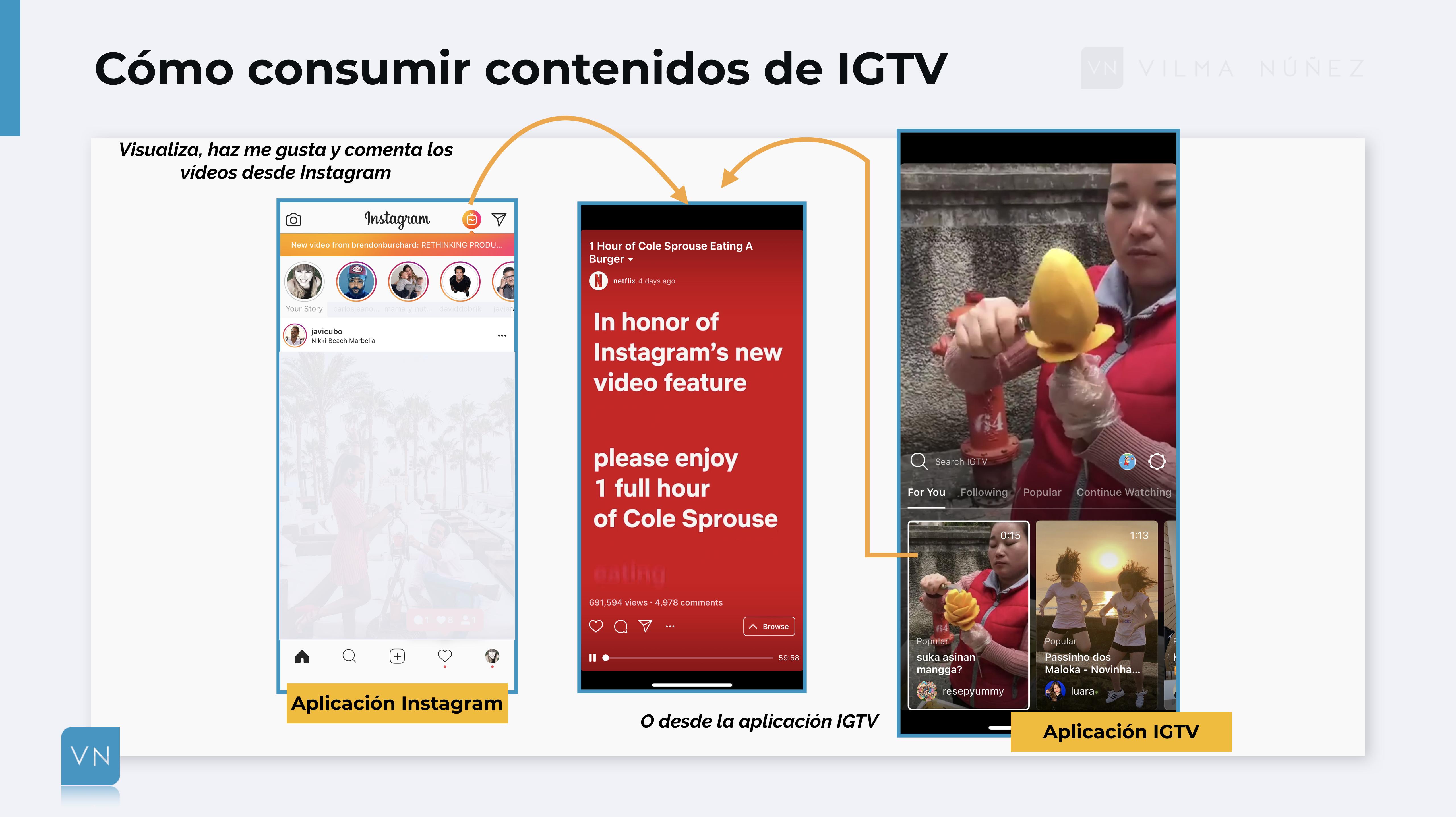 La guía definitiva de IGTV [Incluye tutoriales y trucos]