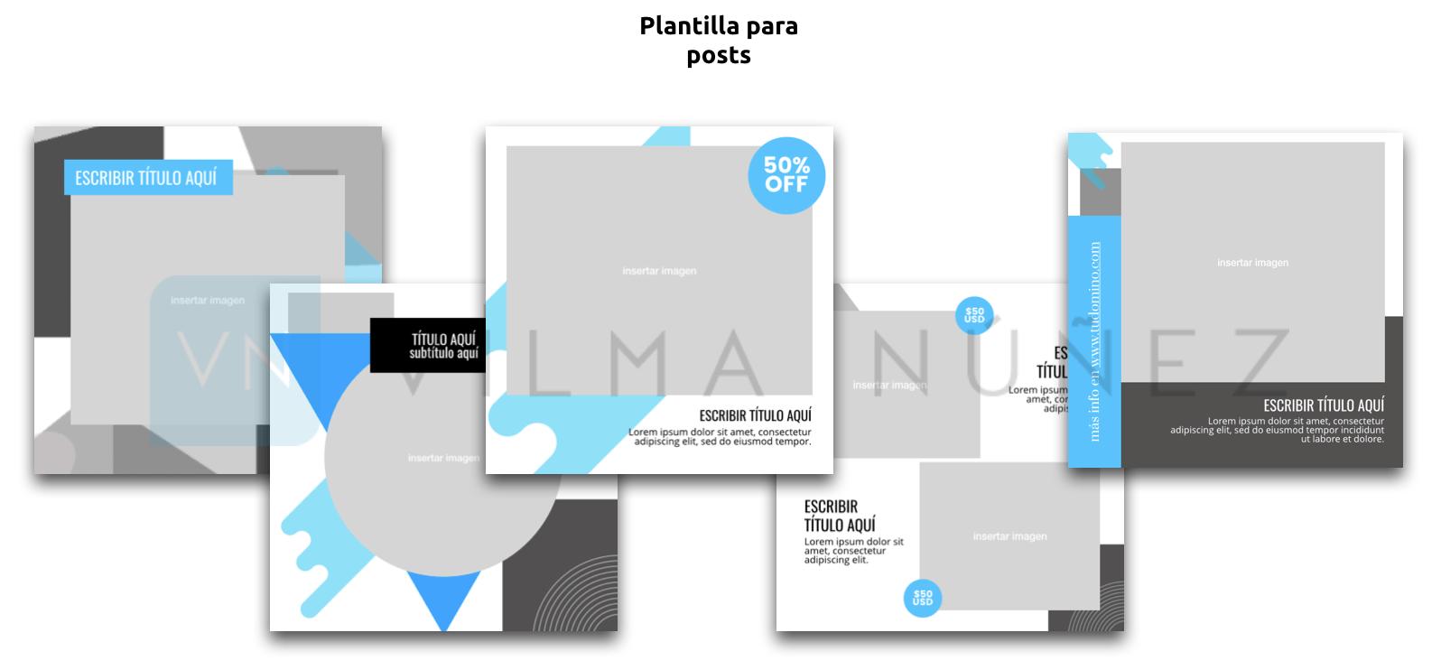Kit Visual Triunfagram - Vilma Núñez - Consultora Estratégica de ...
