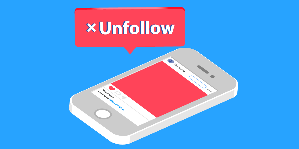 unfollow en instagram desde pc