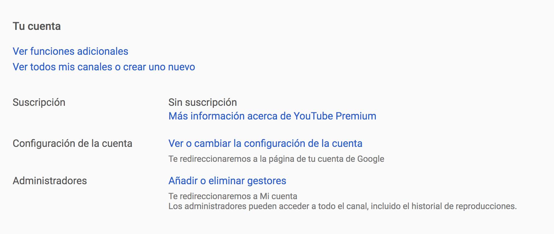 Cómo Agregar Administradores En Tu Cuenta De Youtube En Solo 3 Pasos