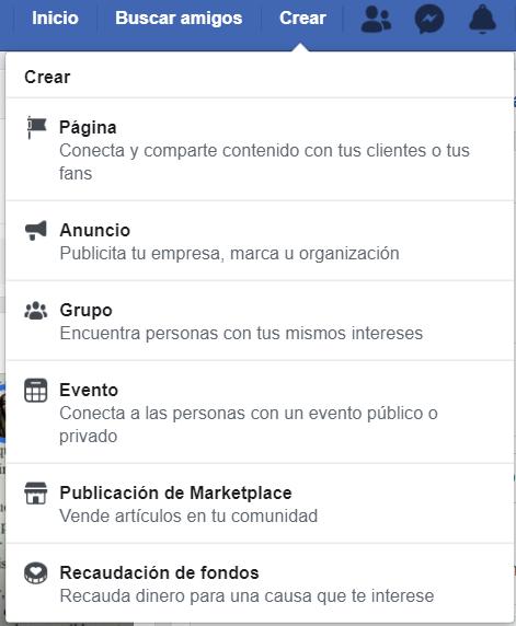 imagen 1 pasos para crear una cuenta de facebook ads