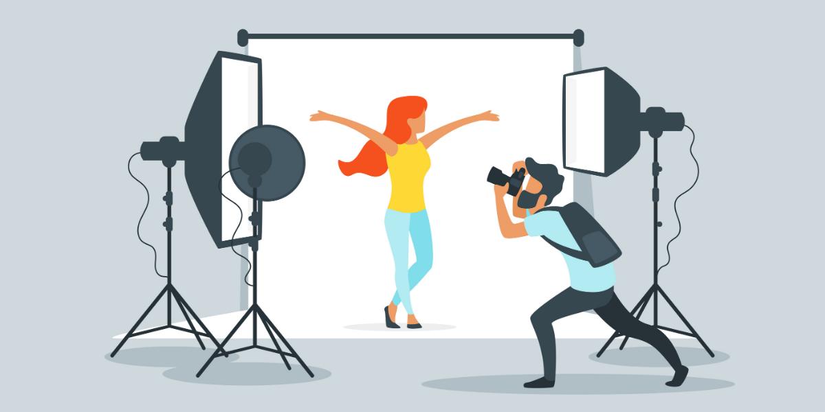 lo que necesitas saber sobre fotografía para marca personal