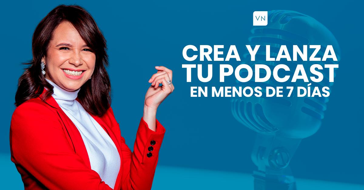 crea y lanza tu podcast