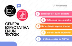 algoritmo de TikTok